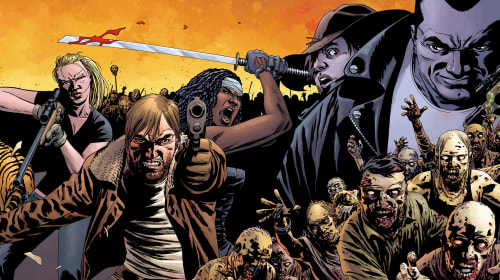 The Walking Dead's Best Comic Book Characters