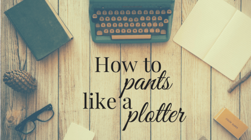 How To Pants Like a Plotter