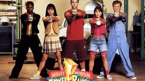 Power Rangers at 25