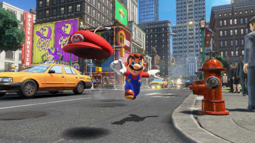 10 Super Mario Odyssey Snapshots You Need To See!