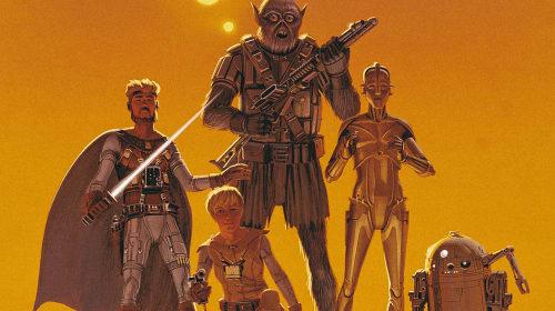 Star Wars Art Books
