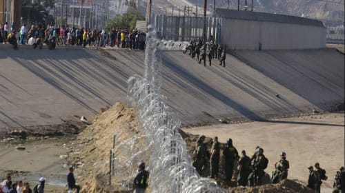 Dear Donald Trump: Migrants with Children Aren't 'Stone Cold Criminals'