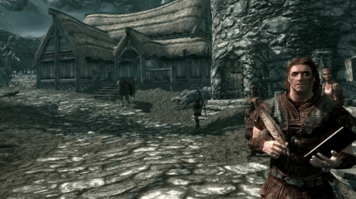 My 24 First Thoughts from Playing 'Skyrim' for the First Time