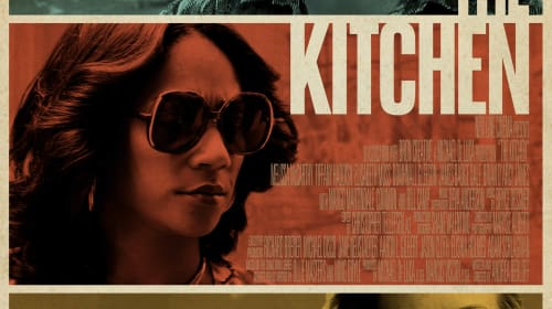 Movie Review 'The Kitchen' Sinks