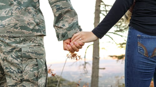 Growing Together While Apart: Military Spouse Tips