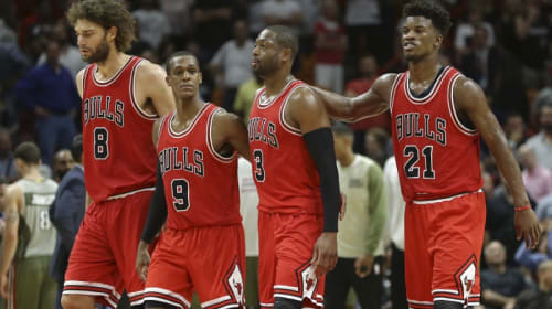 Is Chicago's Big 3 Finally Becoming the Trio We Thought They Would Be?