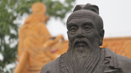 How the Wisdom of Confucius Can Help You Be Less of a Jerk