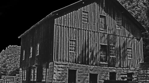 Short Stories - The Mill
