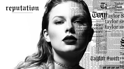 A Definitive Ranking of 'Reputation' Tracks