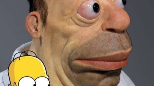Live Action Simpsons Movie: Re-Cast
