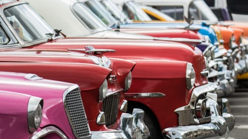 5 Tips for Buying Classic Cars