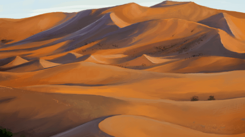 Pharaoh Lost In The Sands