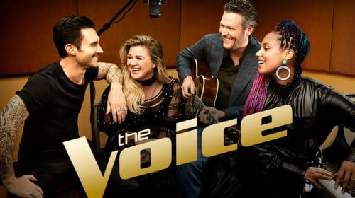 Tis 'The Voice' Season!