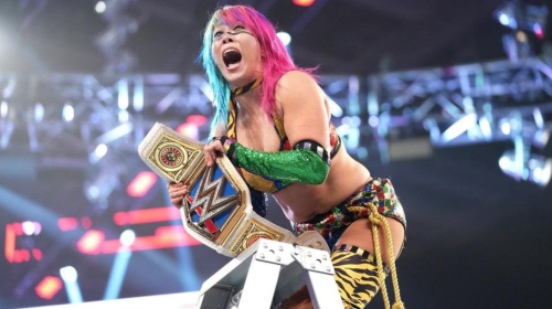 WWE TLC Review: Asuka Becomes New Smackdown Women's Champion in Historic TLC Match