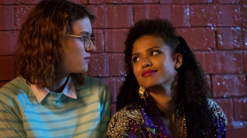 """San Junipero"" Is Black Mirror's Hallmark Episode and Is Definitely Worthy of That Title"