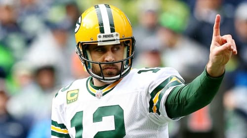 Aaron Rodgers: The Baddest Man in The NFL
