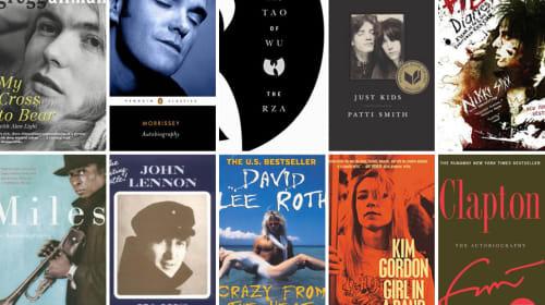 Best Musician Memoirs Every Fan Must Read