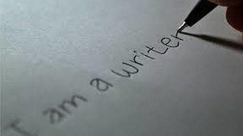 Reasons I Am a Writer