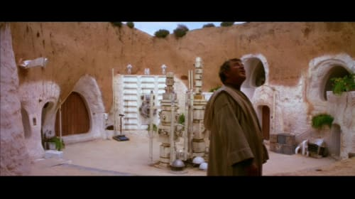 Searching for the Old Star Wars Sets in Tunisia