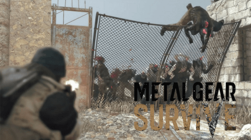 Four Adjustments That Could Improve Metal Gear Survive