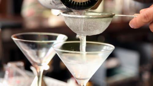 Martini Making Guide