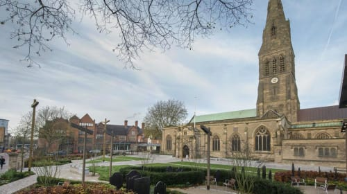 Visit: Leicester