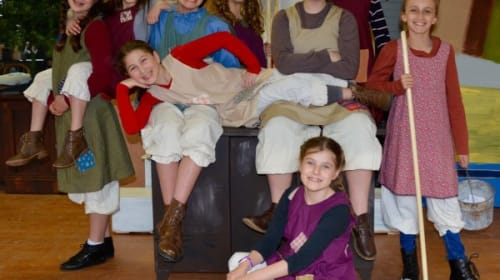 Colonial Chorus Players 'Annie' Was a Fantastic, Energetic Show!