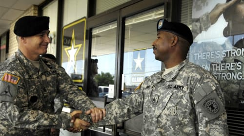 Things You Should Know Before Meeting the Military Recruiter