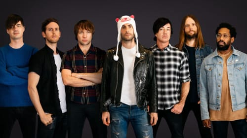 All Six Maroon 5 Albums Ranked