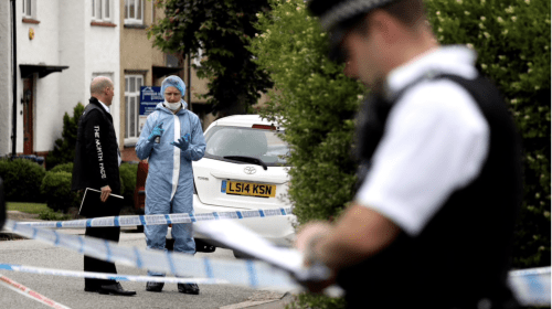 Fifth Murder in London in Six Days - London's Worrying and Increasing Murder Rates