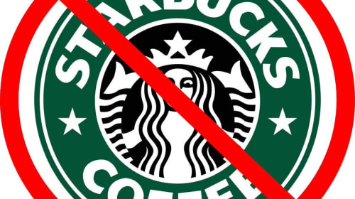 Barista Says He's Not Afraid of Starbucks