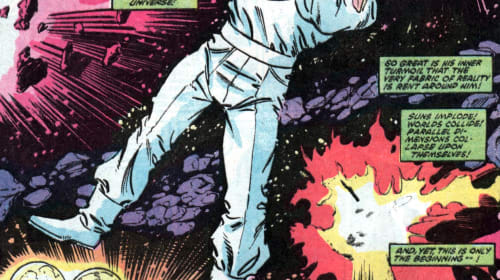 Why Beyonder Is Over-Powered