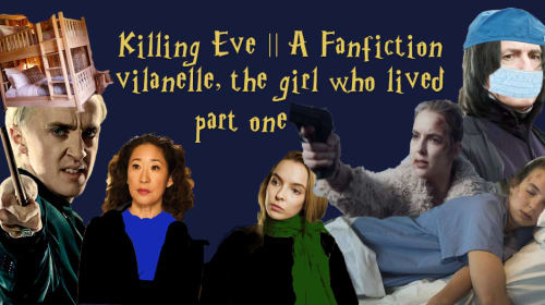 I Wrote the Worst 'Killing Eve' Fanfiction