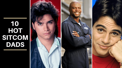 10 Hot Sitcom Dads