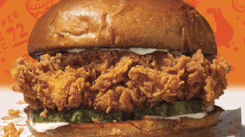 Popeyes' New Chicken Sandwich Making Headlines