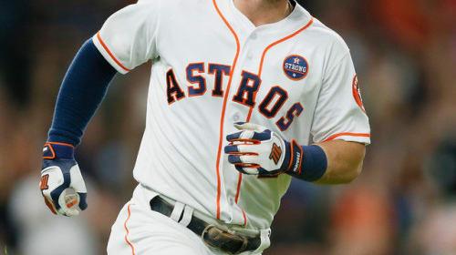 The Future Is Bright for Astros' Alex Bregman