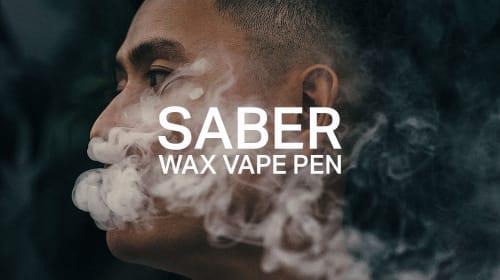 The Saber Pen Vape Review
