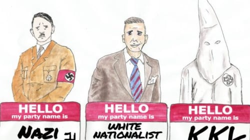 Nazis and White Supremacists in the Mainstream