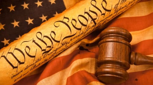 The End of the US Constitution