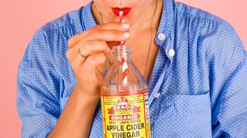 10 Benefits of Drinking Apple Cider Vinegar