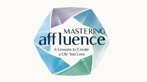 'Mastering Affluence' - My Personal Journey