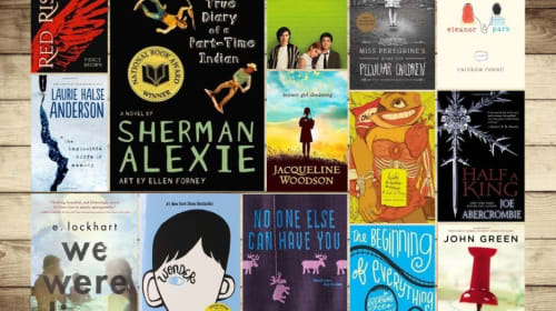 13 Best Young Adult Books