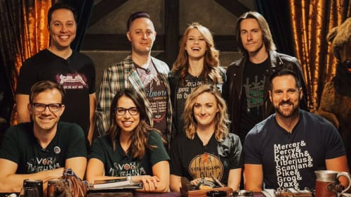 'Critical Role' Kickstarter Hits $7.5 Million in 48 Hours