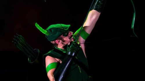Cosplayer Spotlight: SLC Green Arrow