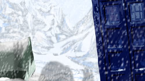 Rewatching... 'Doctor Who: The Abominable Snowmen' - Episode One