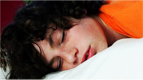 How to Wake Up a Sleeping Teen