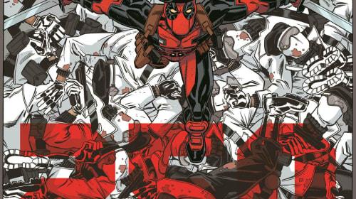 """Sayonara Deadpool! Marvel Announces """"Death of Deadpool"""""""