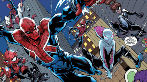 15 Alternative Versions of Spider-Man