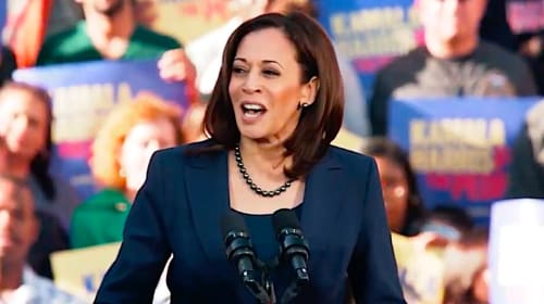 Watch Kamala Harris. Now Keep Watching