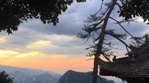 Five Peaks of Mount Hua, China—World's Deadliest Hike